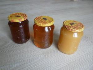 Tak tady je letošní výsledek medobraní. Máme med smíšený, lipový a květový. Pro který si příjdete vy? ;)